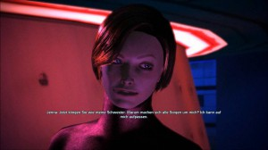 Mass Effect - Jenna