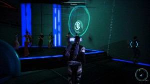 Mass Effect Disco Flux
