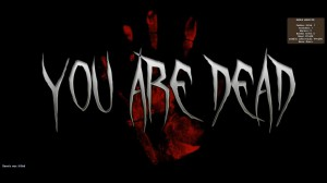 You are dead - DayZ