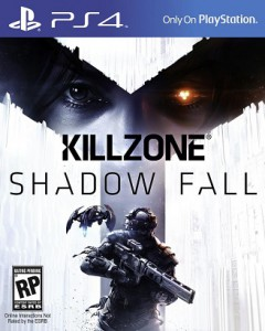Killzone Shadow Fall Box