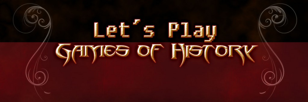 Let´s Play Games of History Logo